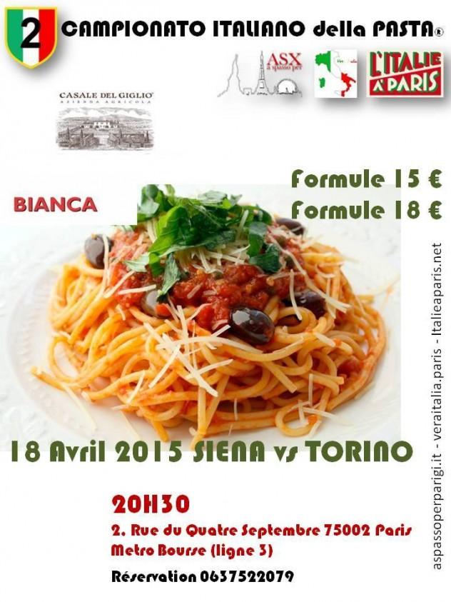 CampionatoItalianoPasta2_18-Avril2015_SienaVSTorino