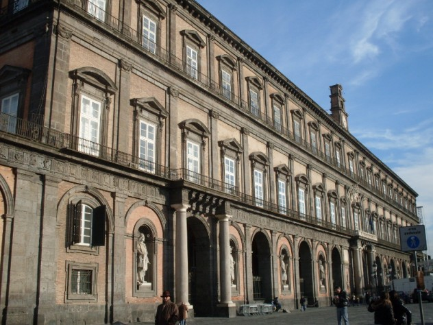 Napoli, Palazzo Reale ©SaraRania per VeraItalia