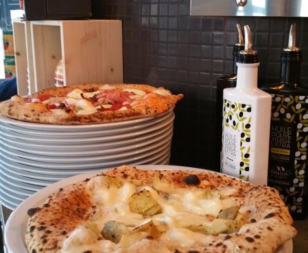 VeraItalia, pizza chez Popine, ph Sara Rania