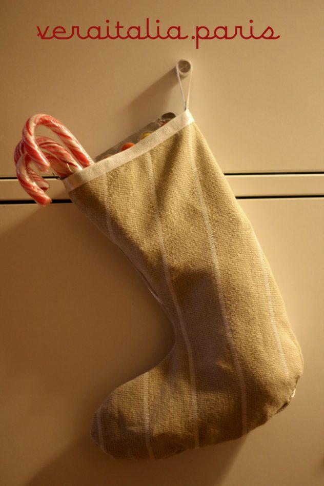 La chaussette de la Befana by Veraitalia.paris, ph Sara Rania.