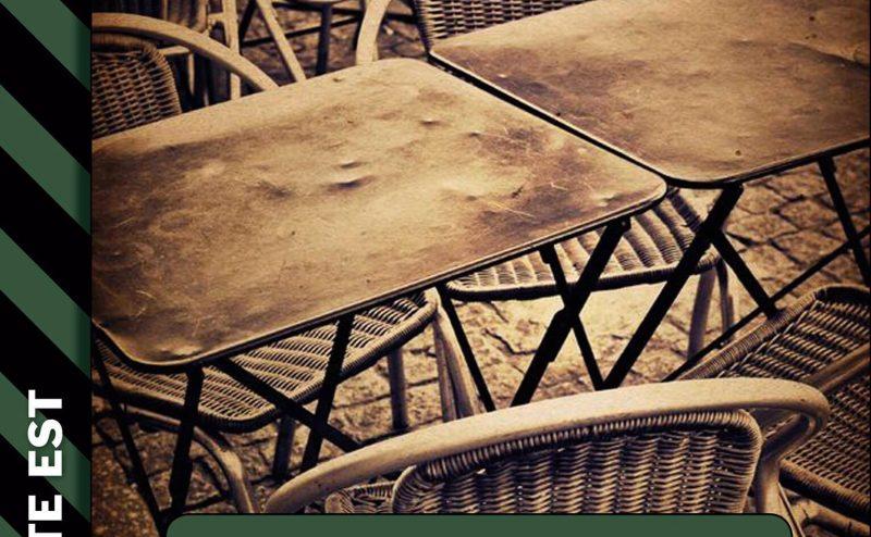 Paris dans un arrière-boutique, de l'écrivain italien Giuseppe Foderaro.