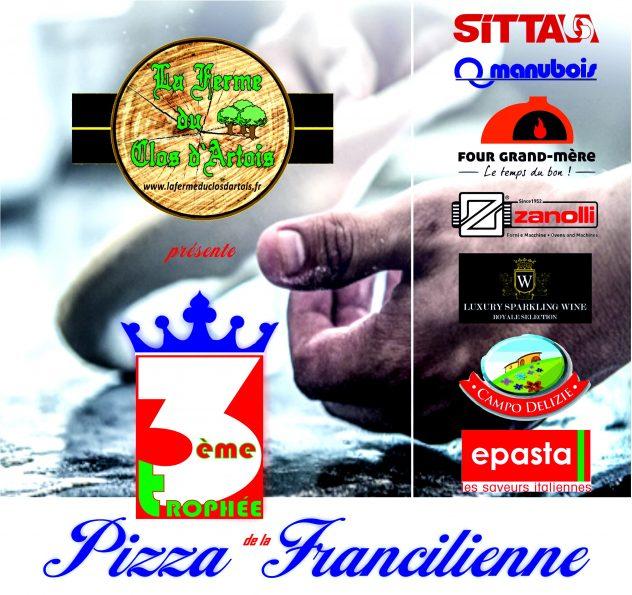 Pizza Francilienne VeraItalia