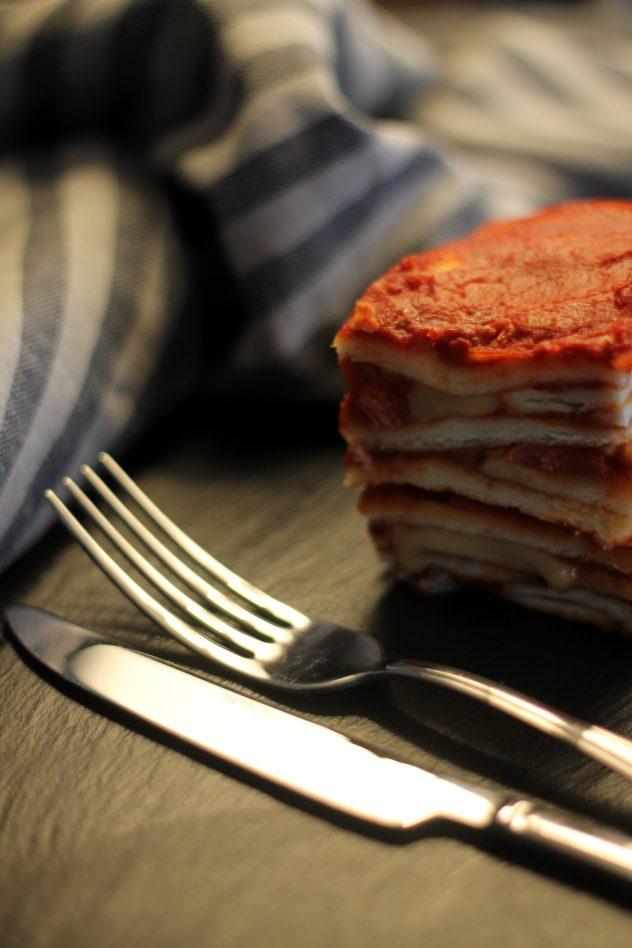 lasagne de piadina